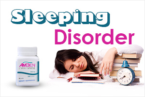 Ambien for sleeping disorder