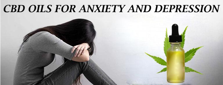 cbd oils for anxiety and depression