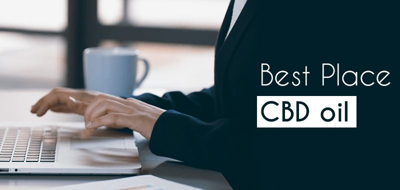 Which is the Best Place To Buy CBD oil